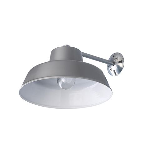 Farm & Barn All Weather Warehouse Ceiling or Wall Mount Light - Glass Shield