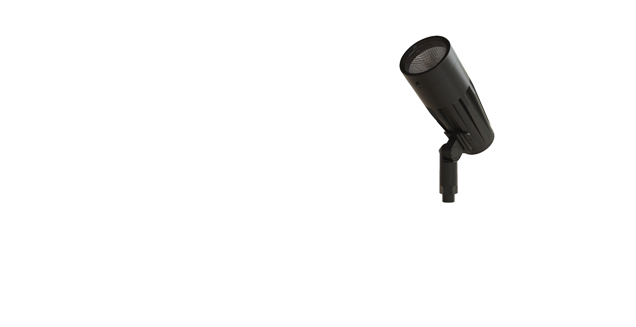 Rubicon™ Floodlight Bullet with Knuckle Mount