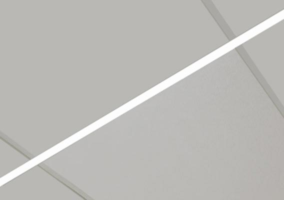20 Linear Grid Ceiling LED