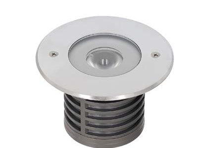 4 RGBW Stainless Steel In-Ground Light (Bluetooth - DMX - IR)