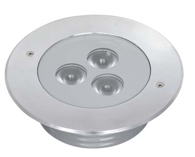 6 RGBW Stainless Steel In-Ground Light (Bluetooth - DMX - IR)