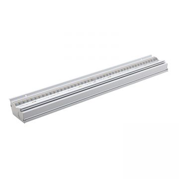 LumiLedge High Performance Asymmetric Fixed Linear LED Luminaire for LL5 Square Edge System