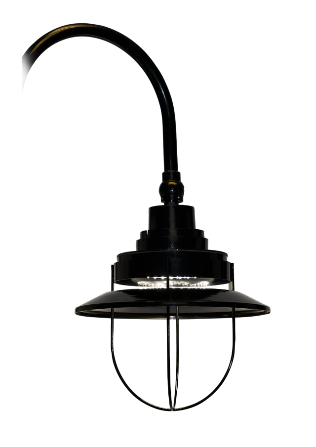 CAPE1 - Cape May Pendant Series - Pendant Mount Teardrop LED Luminaires