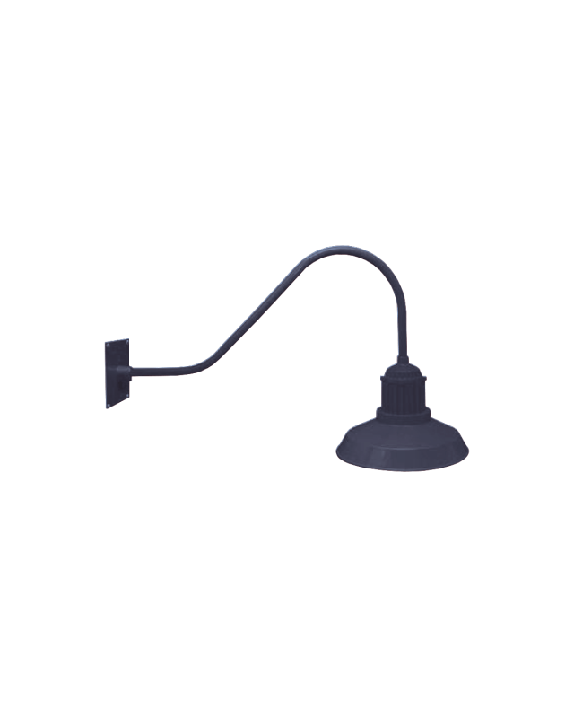 CALGN - Mini Calais Gooseneck Series - Pendant Mount Teardrop LED Luminaires