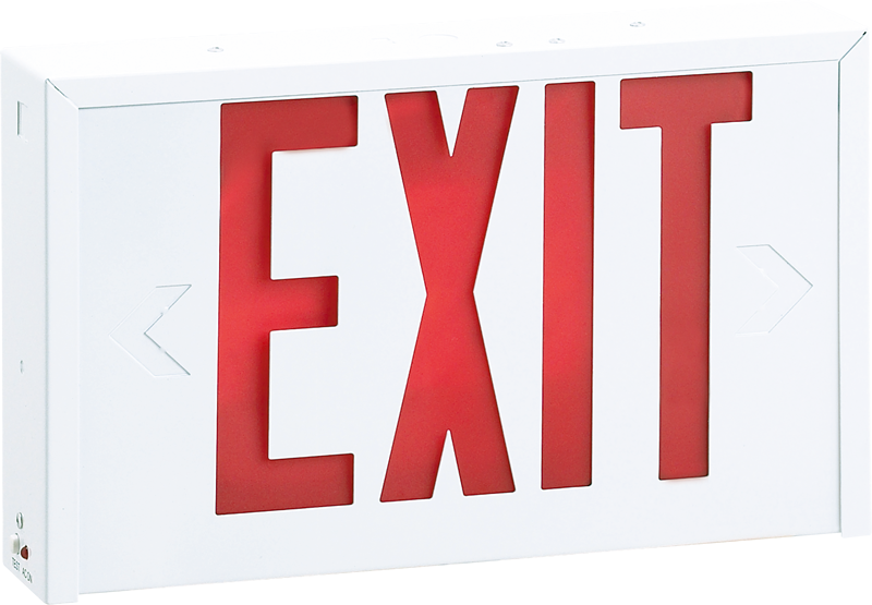 EXIT - NYC New York City-Approved LED Exit Sign