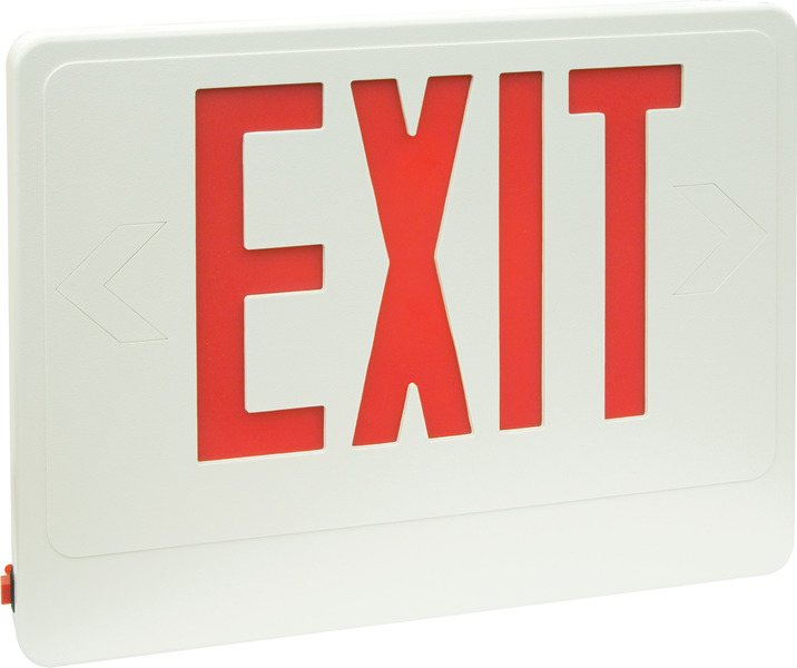 EXIT - REMOTE Exit Sign with Remote